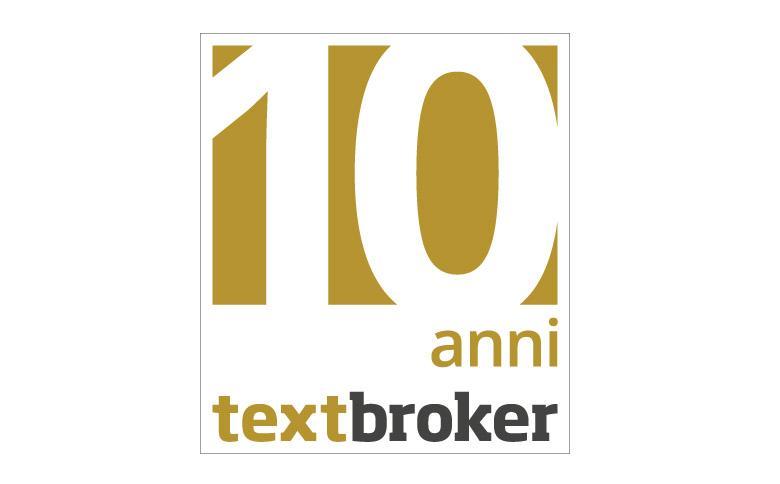 10 anni Textbroker