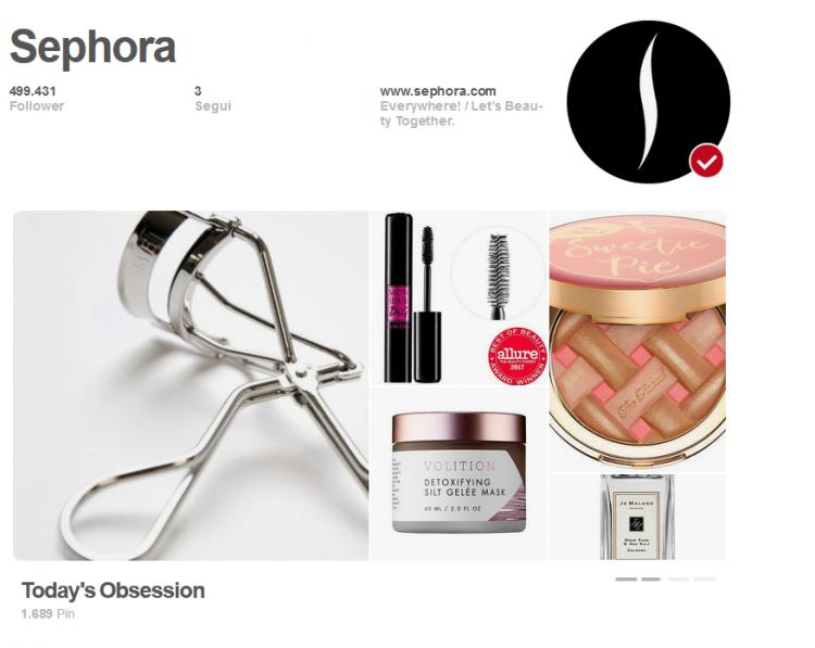 Home di Sephora su Pinterest