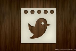 Simbolo di Twitter