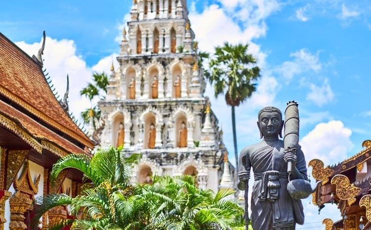 Chiang Mai per nomadi digitali