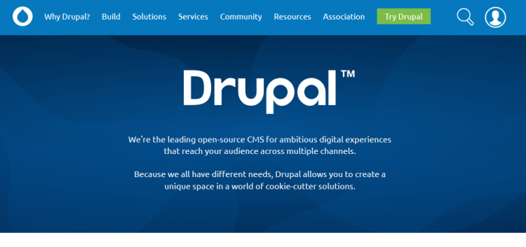 Content Management System: Drupal