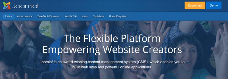 Content Management System: Joomla