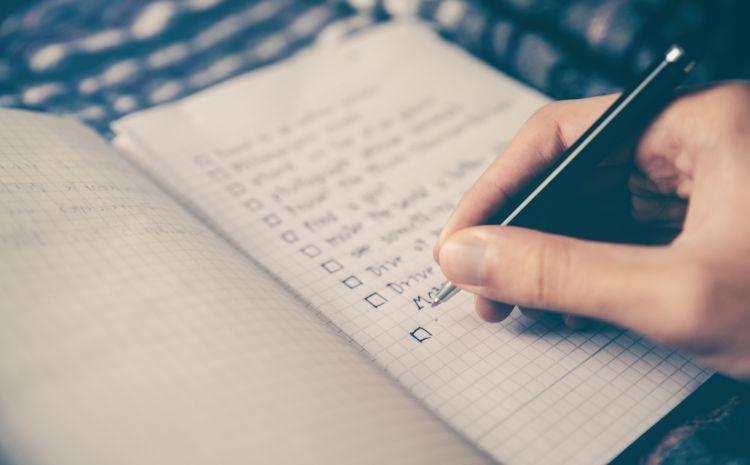 Checklist Content Management System
