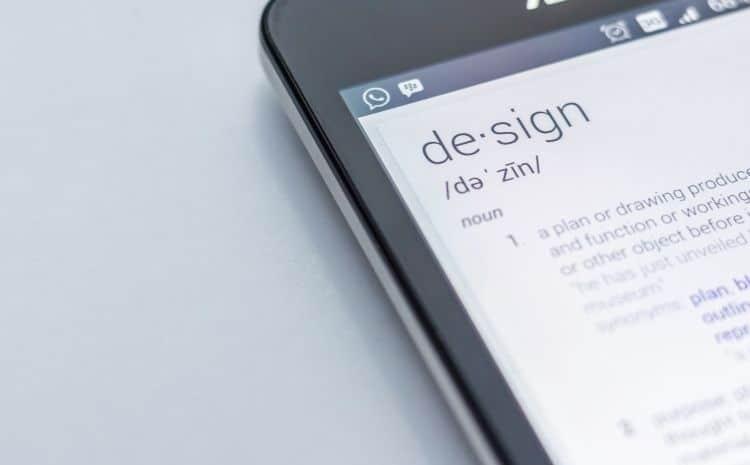 Design pagina FAQ